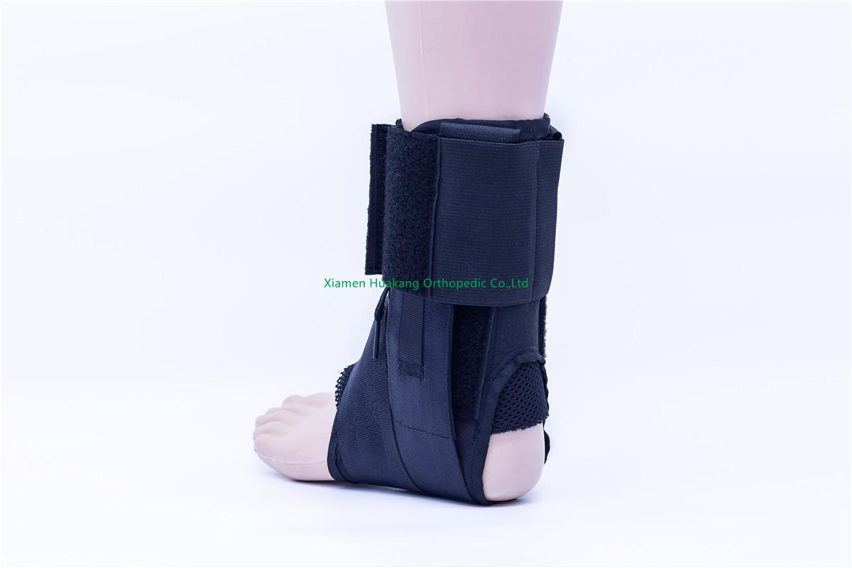 ankle sleeves with aluminum metal board