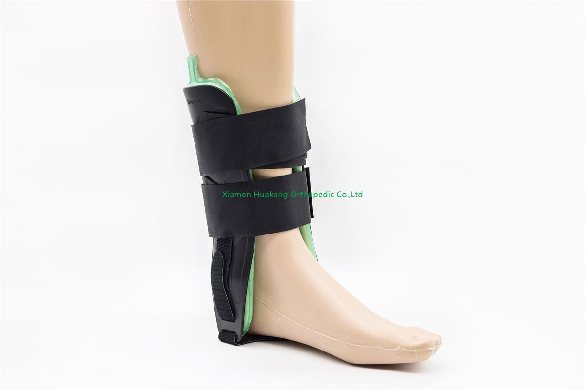 waterproof ankle brace medical boot for sprained ankle