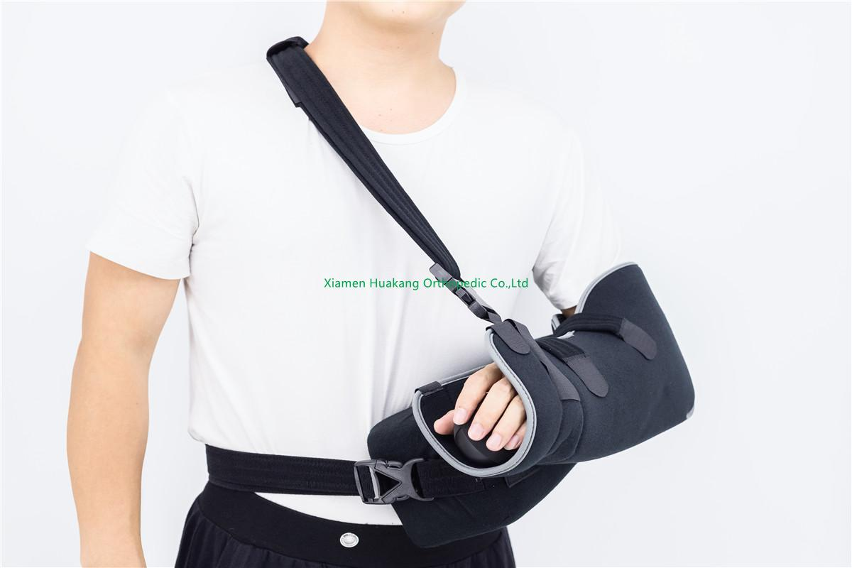aircast arm immobilizer with shoulder abduction pillow