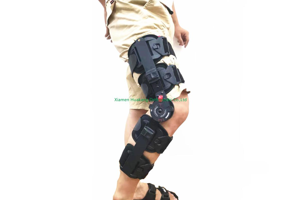 adjustable hinged knee supports manufacturers