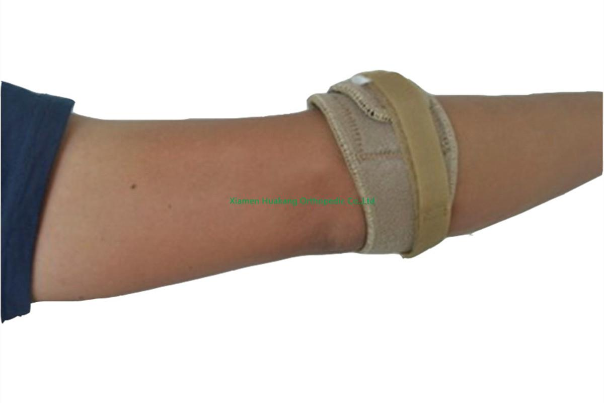 Breathable tennis elbow braces supports