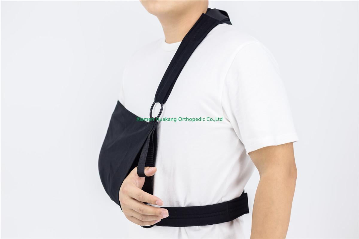 Hand elbow immobilizer forearm slings