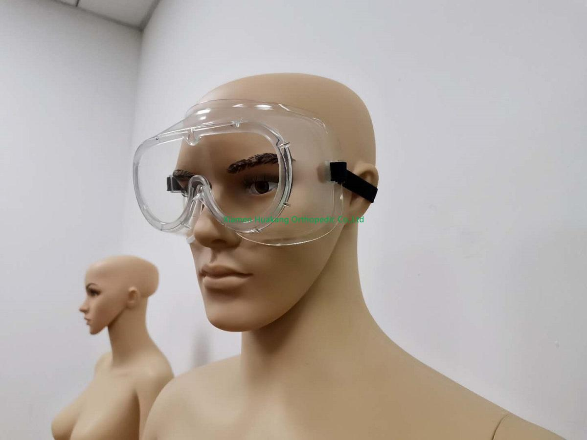 ANSI medical safety goggles