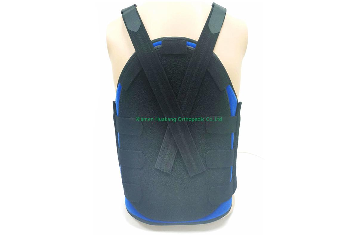 TLSO Thoracic Full Back Brace
