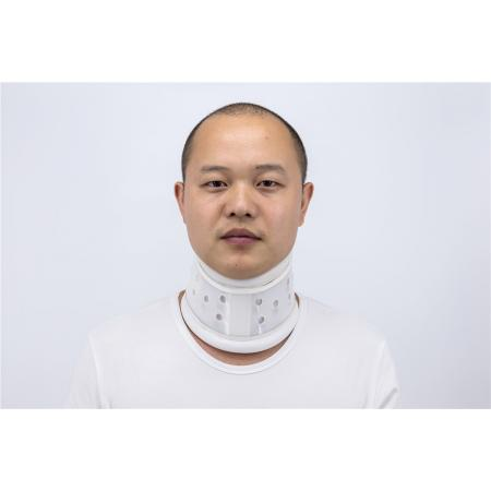 Orthopedic leather Cervical Collar Neck braces