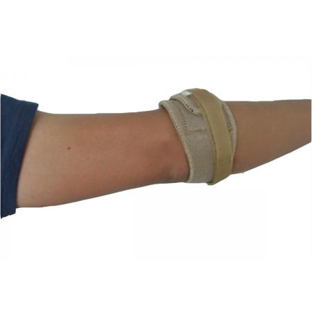 Tennis mesh elbow braces and supports